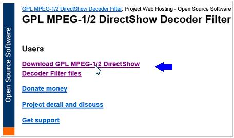 TvTestで使える無料のMPEG-2デコーダフィルタ …